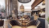 Quán cafe phong cách châu Âu cổ điển giữa lòng Sài Gòn