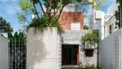 Sự đan xen của 4 khối lập phương mang đến ngôi nhà 'độc - lạ' tại Đà Nẵng