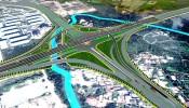 Một loạt dự án giao thông tại Khu Đông và khu Nam HCM sẽ khởi công trong Quý I