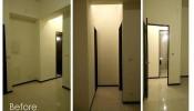 Tầng lửng rộng đến khó tin trong căn hộ 30m2