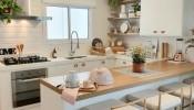 Danh sách những bí quyết giúp căn bếp nhỏ trở nên rộng rãi