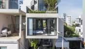 Chiêm ngưỡng vẻ đẹp hiện đại của ngôi nhà phố 4 tầng tại Đà Nẵng