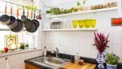 Bí kíp giúp gian bếp của bạn luôn gọn gàng