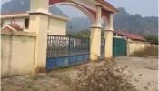 Công trình Trường THCS tại Sơn La chưa một lần được sử dụng đúng nghĩa
