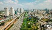 Tuyến Metro số 1 giúp BĐS khu Đông TP HCM tăng nhiệt