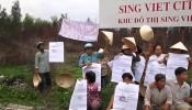 Rà soát các sai phạm tại Khu đô thị Sing Việt - Bình Chánh