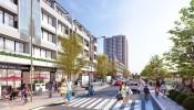 """Nhà phố thương mai là một trong các """"cửa sáng"""" của thị trường bất động sản 2020"""