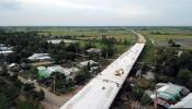 Tuyến cao tốc phía Tây miền Tây sắp thông đường