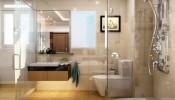 Kích thước nhà vệ sinh bao nhiêu m2 thì đủ để thoải mái