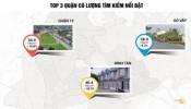 Thông tin nhà đất: Quận Bình Tân tăng trưởng lên đến 20.2%