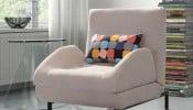 Tiết kiệm diện tích ngôi nhà với ghế sofa kiêm giường 2 in 1