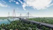 Dự án cầu Mỹ Thuận 2 hơn 5.000 tỷ chính thức khởi công