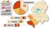 Không mở thêm khu công nghiệp tại 3 khu vực trọng điểm ở Đồng Nai