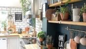 9 ý tưởng thiết kế kệ lưu trữ siêu xinh cho nhà bếp