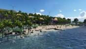 Apec Mandala Wyndham Mũi Né chuẩn bị khởi công bãi biển riêng