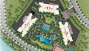 Palm Garden sở hữu vị trí đắc địa tại khu Nam Rạch Chiếc.