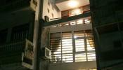 Ngôi nhà có không gian đẹp nhờ vế cầu thang nằm dưới giếng trời