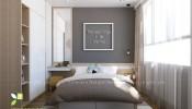 Trang trí nội thất phòng ngủ thông minh để có giấc ngủ ngon