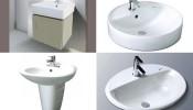 Kích thước Lavabo theo tiêu chuẩn cho nhà tắm