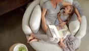 Mẫu ghế đọc sách trang trí cho nhà đẹp
