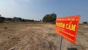 Công khai các dự án có vi phạm về đất đai, không đủ điều kiện chuyển nhượng