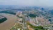 TP.HCM chấp thuận triển khai nhiều dự án đầu tư xây dựng hạ tầng trong Khu đô thị mới Thủ Thiêm