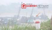 Tái diễn nạn khai thác cát trái phép trên sông Lô tại huyện Phù Ninh, Phú Thọ
