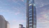 Tháp Eco Green 69 tầng: Ngọn hải đăng bên sông