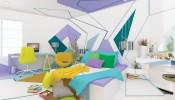 Hiệu ứng thẩm mĩ trong phong cách thiết kế nội thất Expressionism