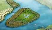 Khu đô thị sinh thái Đảo Ngọc hơn 180 ha tại Quảng Ngãi