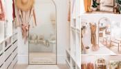 Cách trang trí phòng ngủ bằng gương đứng