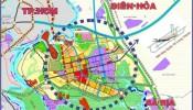 Quy hoạch 1/500 dự án Khu dân cư tại xã Long Đức, huyện Long Thành