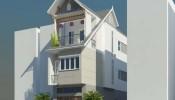 Tại sao nên chọn nhà phố mái ngói thay cho mái bằng?