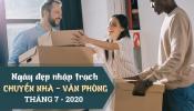 Đâu là ngày tốt để nhập trạch, chuyển nhà trong tháng 7/2020?