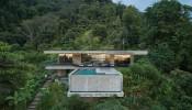 Biệt thự đậm chất nghệ thuật ở Costa Rica
