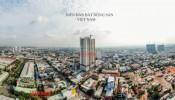 Cận cảnh tiến độ xây dựng dự án Phú Đông Premier tháng 5/2020