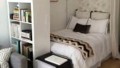 Mẹo xếp đặt nội thất vừa khít với phòng ngủ nhỏ
