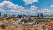 Cập nhật tiến độ xây dựng tổ hợp The Metropole Thủ Thiêm tháng 5/2020