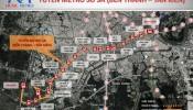 TP.HCM: Đề xuất xây metro Bến Thành - Tân Kiên 68.000 tỷ đồng
