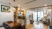 Căn hộ 63m² ngập tràn màu nắng với chi phí hoàn thiện 240 triệu đồng ở Hà Nội