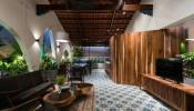 Ngôi nhà mái Thái mang phong cách truyền thống