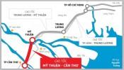 Đề xuất đầu tư 4.827 tỷ đồng xây 22,7 km cao tốc Mỹ Thuận – Cần Thơ
