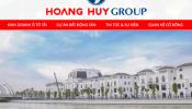 Công ty Hoàng Huy phản pháo thông tin trục lợi loạt dự án BT tại Hải Phòng