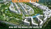 Toàn cảnh tiến độ xây dựng dự án Celadon City tháng 6/2020