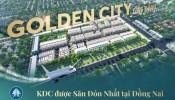 The Golden City Long Thành – Đất nền được săn đón hàng đầu tại Đồng Nai