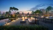 Quy hoạch Thủ Thiêm hấp dẫn nhà đầu tư bất động sản phía Nam