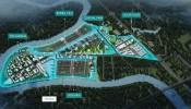 Chiêm ngưỡng 5 phân khu chức năng của thành phố bên sông Waterpoint