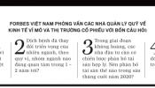 Forbes Việt Nam: Hướng dẫn đầu tư năm 2020