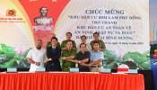 Khu dân cư HL Phú Đông vinh dự trở thành KDC kiểu mẫu của tỉnh Bình Dương