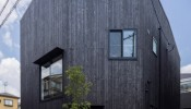 Sự biến tấu không gian khéo léo và thú vị bên trong ngôi nhà Nhật có chiều rộng 9m nhưng chiều sâu chỉ 5m